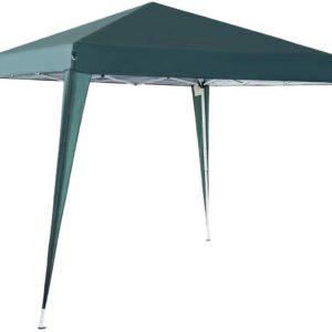 Carpa Cenador Plegable para Exterior para Jardín Camping Fiesta Tienda Eventos