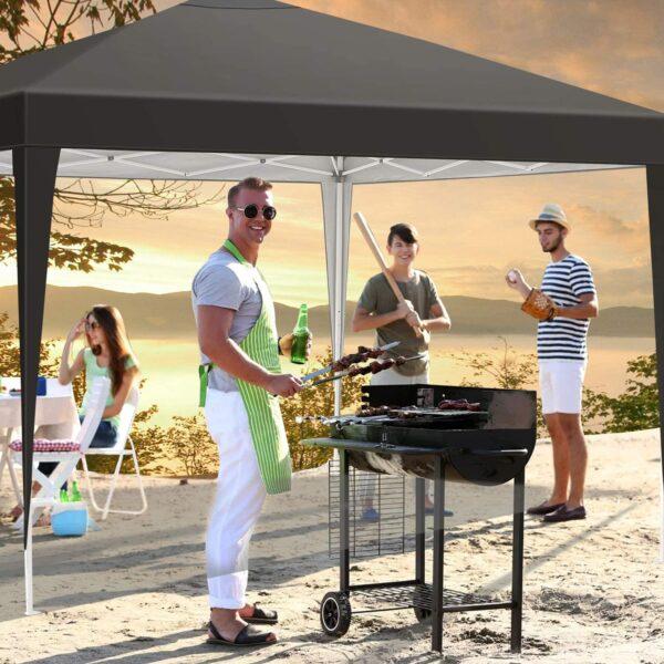 Carpas Plegables Impermeables Gazebo Plegable Cenador Plegable Camping Cena